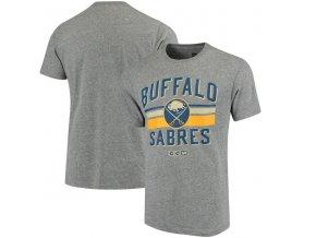 Tričko Buffalo Sabres CCM Classic Stripe Tri-Blend