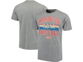 Tričko Washington Capitals CCM Classic Stripe Tri-Blend