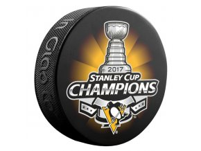 Puk Pittsburgh Penguins 2017 Stanley Cup Champions