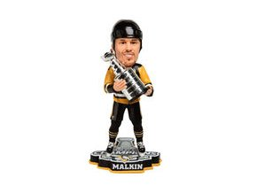 Figurka Evgeni Malkin Pittsburgh Penguins 2017 Stanley Cup Champions Player Bobblehead