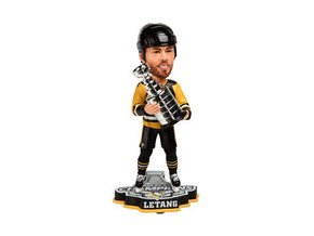 Figurka Kris Letang Pittsburgh Penguins 2017 Stanley Cup Champions Player Bobblehead