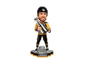 Figurka Sidney Crosby Pittsburgh Penguins 2017 Stanley Cup Champions Player Bobblehead