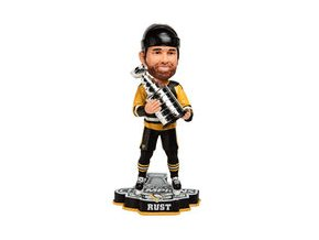 Figurka Bryan Rust Pittsburgh Penguins 2017 Stanley Cup Champions Bobblehead