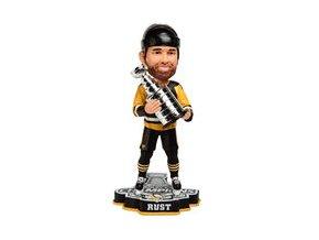 Figurka Bryan Rust Pittsburgh Penguins 2017 Stanley Cup Champions Bobblehead