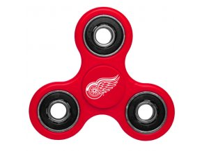 Fidget Spinner Detroit Red Wings 3-Way