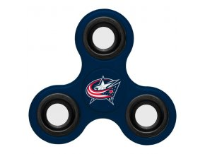 Fidget Spinner Columbus Blue Jackets 3-Way