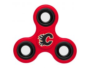 Fidget Spinner Calgary Flames 3-Way