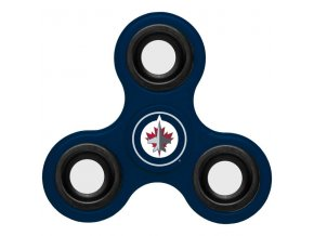 Fidget Spinner Winnipeg Jets 3-Way