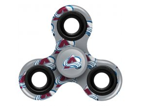Fidget Spinner Colorado Avalanche 3-Way