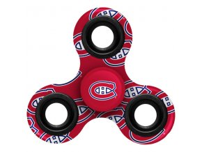 Fidget Spinner Montreal Canadiens 3-Way