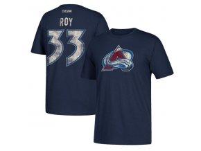 Tričko #33 Patrick Roy Colorado Avalanche Retired