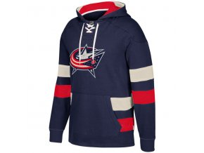 Mikina Columbus Blue Jackets 2017 CCM Jersey Pullover Hoodie