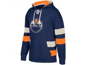 Mikina Edmonton Oilers 2017 CCM Jersey Pullover Hoodie