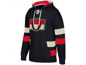 Mikina Ottawa Senators 2017 CCM Jersey Pullover Hoodie