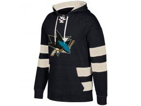 Mikina San Jose Sharks 2017 CCM Jersey Pullover Hoodie