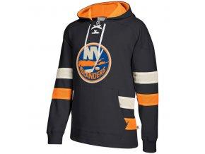 Mikina New York Islanders 2017 CCM Jersey Pullover Hoodie Black