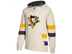 Mikina Pittsburgh Penguins 2017 CCM Jersey Pullover Hoodie White