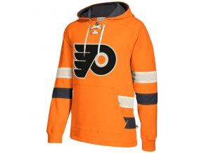 Mikina Philadelphia Flyers 2017 CCM Jersey Pullover Hoodie Orange