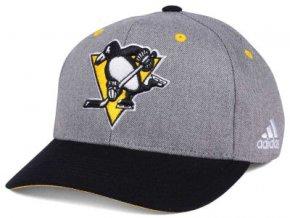 Kšiltovka Pittsburgh Penguins 2Tone Adjustable