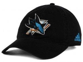 Kšiltovka San Jose Sharks Core Slouch Cap