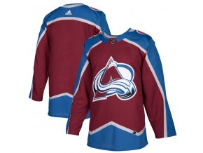 Dres Colorado Avalanche adizero Home Authentic Pro