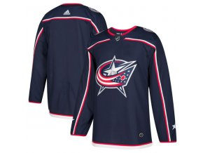 Dres Columbus Blue Jackets adizero Home Authentic Pro