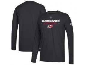 Tričko Carolina Hurricanes Authentic Ice Climalite Ultimate L/S