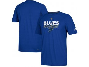 Tričko St. Louis Blues Authentic Ice Climalite Ultimate S/S
