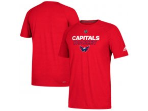 Tričko Washington Capitals Authentic Ice Climalite Ultimate S/S
