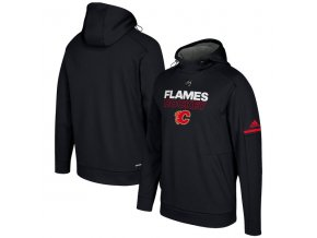 Mikina Calgary Flames Authentic Pro Player Pullover Hoodie