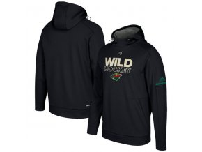 Mikina Minnesota Wild Authentic Pro Player Pullover Hoodie