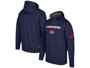 Mikina Montreal Canadiens Authentic Pro Player Pullover Hoodie