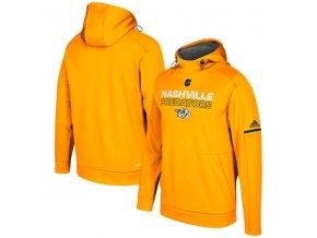 Mikina Nashville Predators Authentic Pro Player Pullover Hoodie