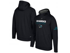 Mikina San Jose Sharks Authentic Pro Player Pullover Hoodie
