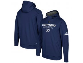 Mikina Tampa Bay Lightning Authentic Pro Player Pullover Hoodie