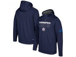 Mikina Winnipeg Jets Authentic Pro Player Pullover Hoodie