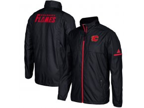 Bunda Calgary Flames Authentic Rink Full-Zip Jacket