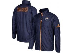 Bunda Edmonton Oilers Authentic Rink Full-Zip Jacket