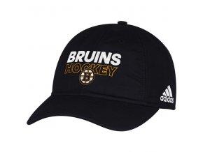 Kšiltovka Boston Bruins On-Ice Adjustable