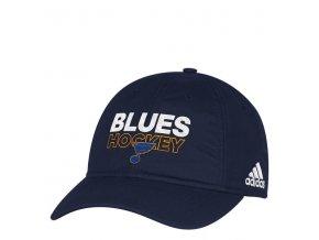 Kšiltovka St. Louis Blues On-Ice Adjustable