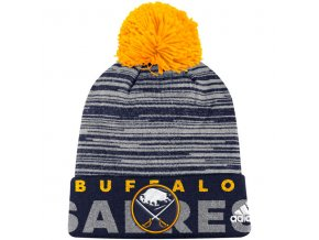 Kulich Buffalo Sabres Off Ice Cuffed Pom Knit