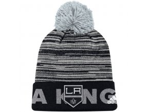 Kulich Los Angeles Kings Off Ice Cuffed Pom Knit