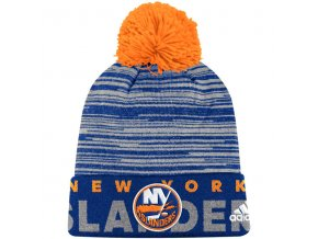 Kulich New York Islanders Off Ice Cuffed Pom Knit