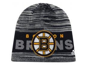 Zimní Čepice Boston Bruins On-Ice Knit Hat