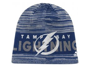 Zimní Čepice Tampa Bay Lightning On-Ice Knit Hat