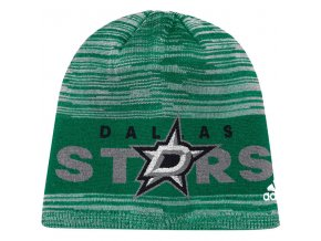 Zimní Čepice Dallas Stars On-Ice Knit Hat