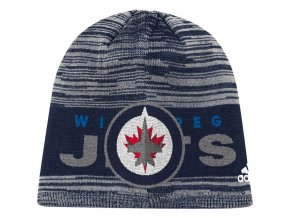 Zimní Čepice Winnipeg Jets On-Ice Knit Hat