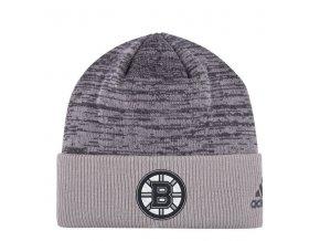 Zimní Čepice Boston Bruins Travel & Training Cuffed Knit