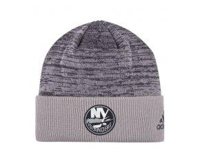 Zimní Čepice New York Islanders Travel & Training Cuffed Knit