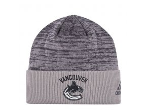 Zimní Čepice Vancouver Canucks Travel & Training Cuffed Knit